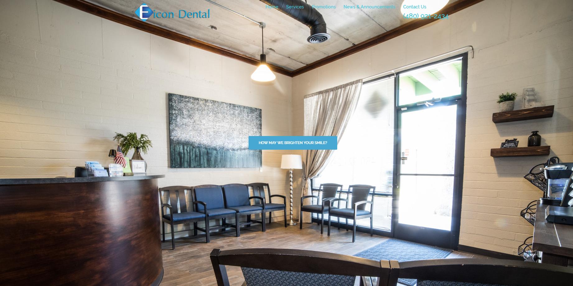 waiting room dental